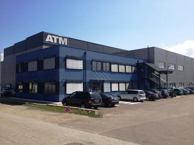 ATM Recyclingsystems GmbH Produktionshallen & Bürogebäude