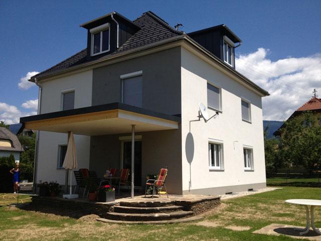 Wohnhaussanierung – Maria Rojach