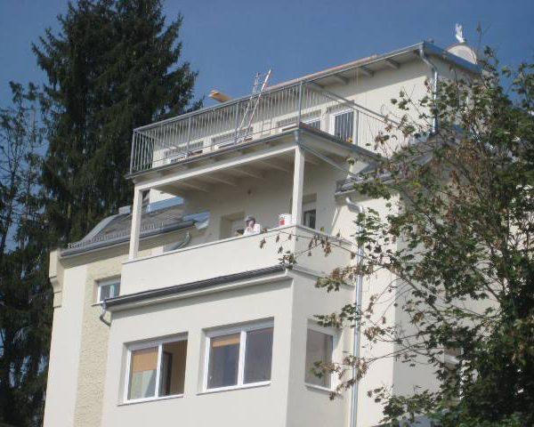 BVH Sanierung Villa Kreuzbergl Klagenfurt