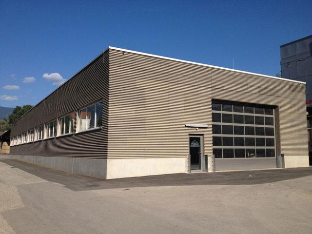 BVH VELOX Hallen- & Bürozubau