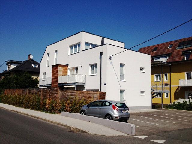 Wohnanlage Teichstraße Klagenfurt