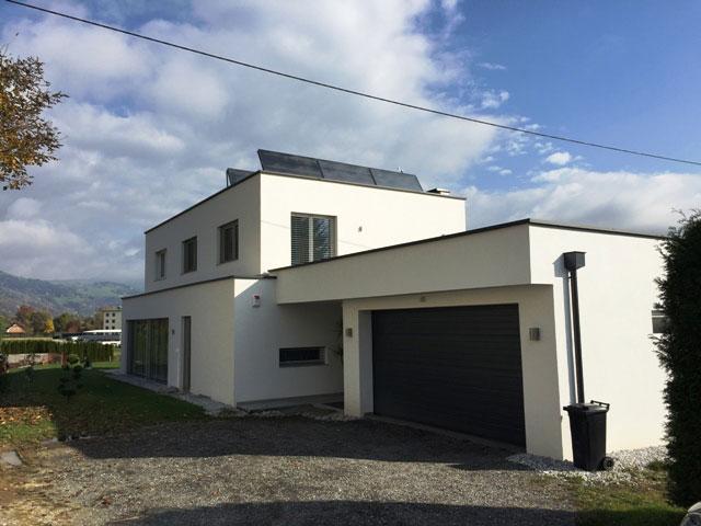 Modernes Wohnhaus in Wolfsberg