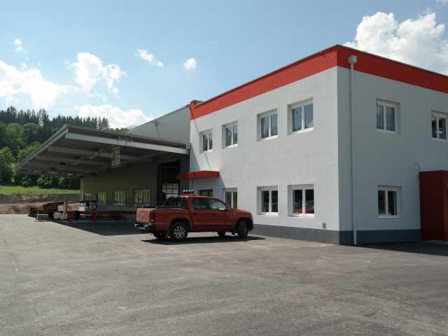 PM CNC Technik Büro & Hallenneubau