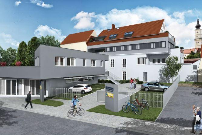 Wohnprojekt Innenstadt Wolfsberg