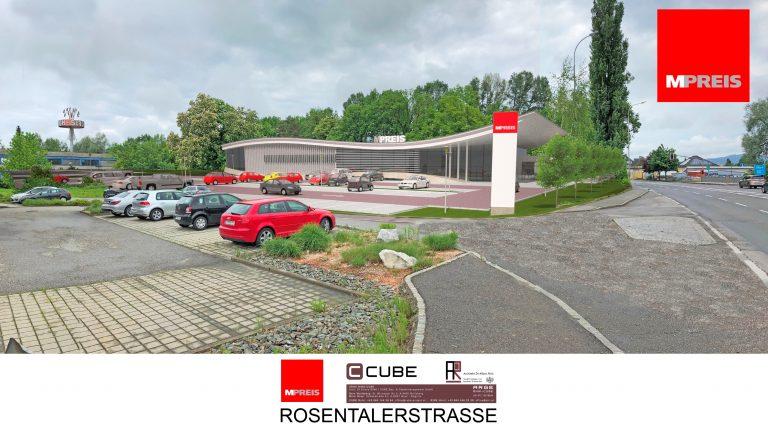 Projektstudie M-Preis Klagenfurt