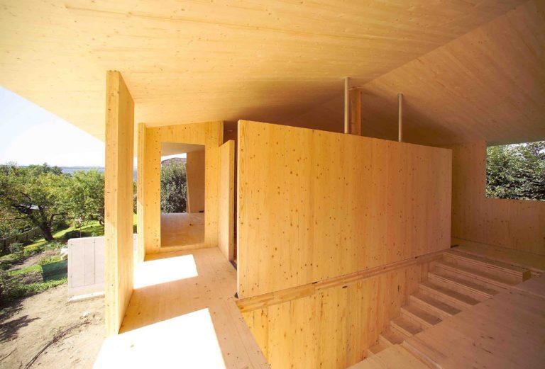 KLH Massivholzhäuser