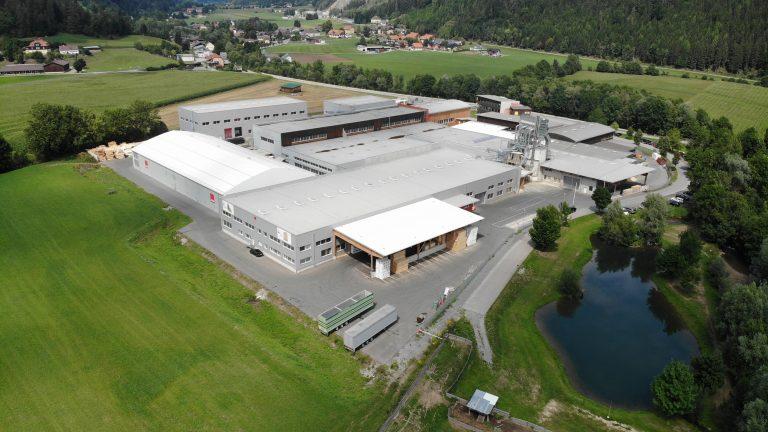 KLH Massivholz Massivholz GmbH – Standorterweiterung