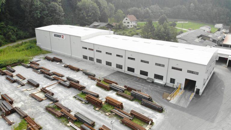 Krenhof Maschinenhallen