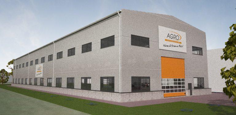 Industriehallenprojekt AgroForst