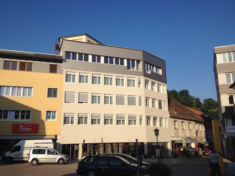 Hotel Hecher Projekt Zubau – Sanierung