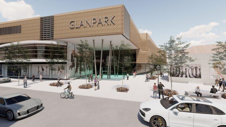 Projektstudie EKZ Glanpark