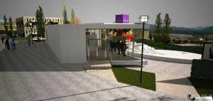 ART AT WORK - Unternehmerzentrum in Kraig