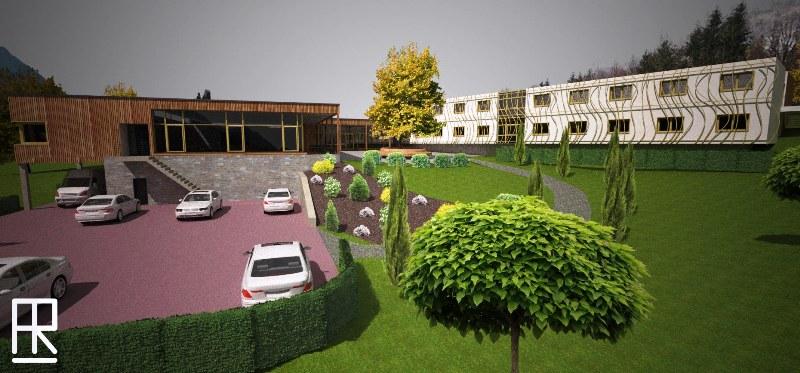 Projekt Wohn & Betreuungsheim Villach
